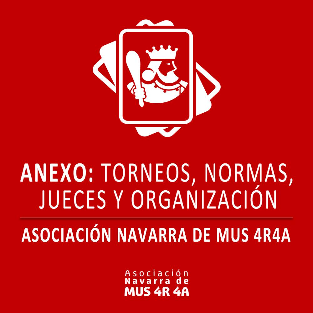 Mus Navarra - Normativa